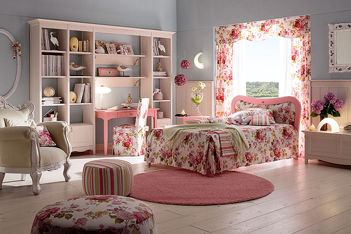 Camerette stile country with camerette stile country cameretta per bambini in stile shabby - Camerette country chic ...