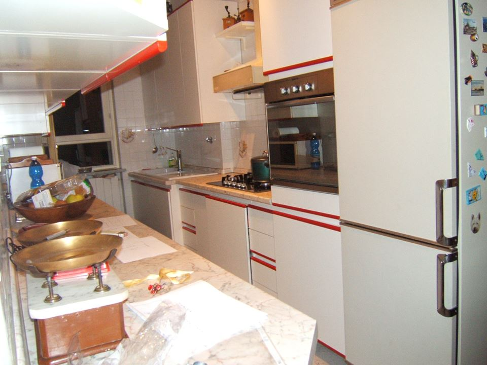 Lifting cucine a Torino in zona San Paolo